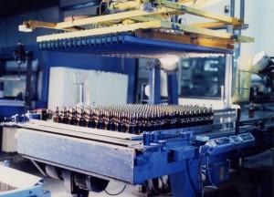 Machine de palettiseurs