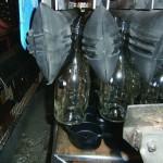 Palettiseurs de bouteilles